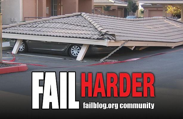 Fail Harder By Failblog. org Community (COR)